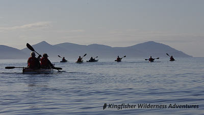 Ultimate Gwaii Haanas Explorer  Kayak Tours