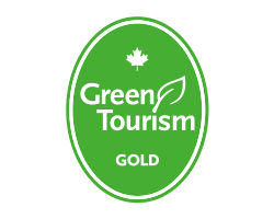 Green Tourism Canada Member - Gold