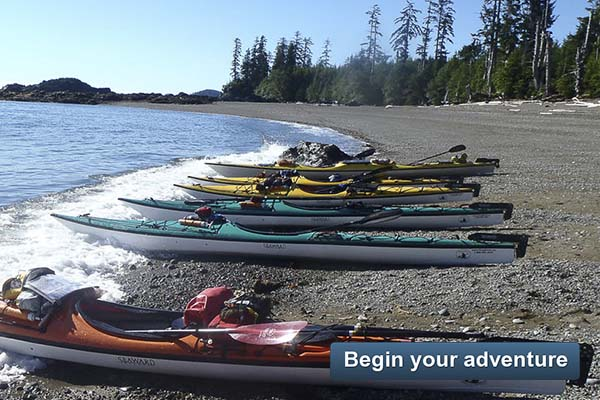 Northern Gwaii Haanas Explorer - Begin your adventure