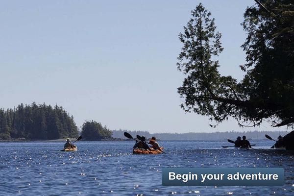Great Bear Rainforest - Begin your adventure