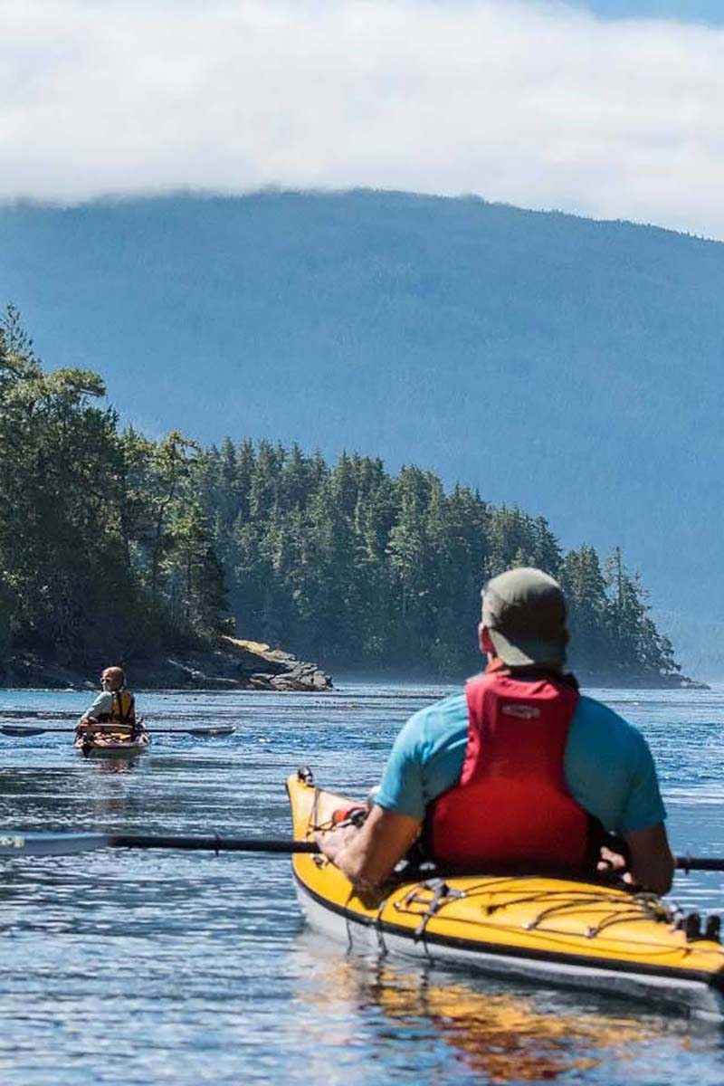 Sea Kayaking Vancouver Island, Haida Gwaii, and The Great Bear Rainforest