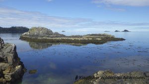 Northern Gwaii Haanas Kayak Tour - Great scenery and calm seas in Gwaii Haanas.