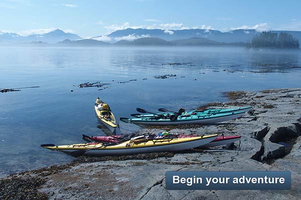Broughton Archipelago Explorer - Begin your adventure