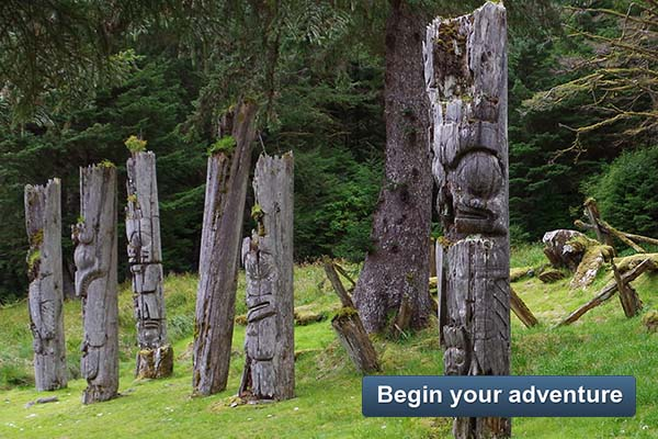 Southern Gwaii Haanas Explorer - Begin your adventure
