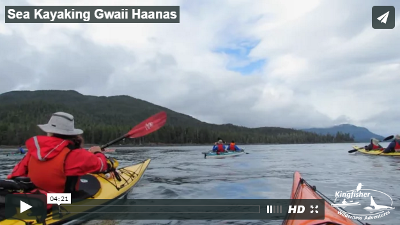Sea Kayaking Gwaii Haanas