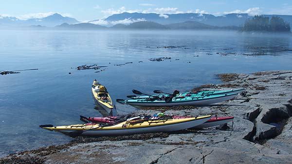 Broughton Archipelago Explorer Kayak Tour