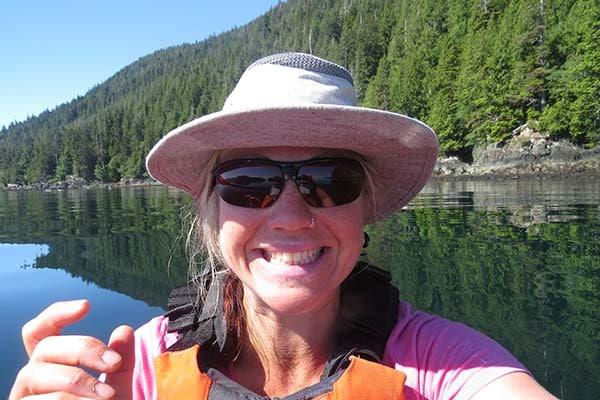 Kayak Guide - Renée Baron