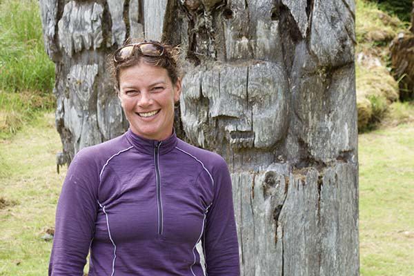 Kayak Guide - Sarah Hauser