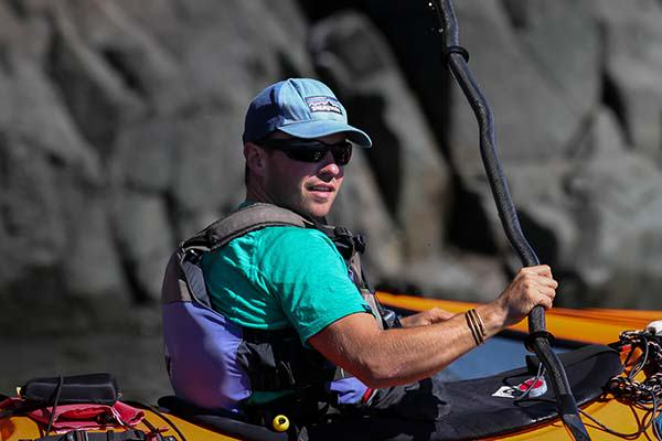 Kayak Guide - Peter Wainwright