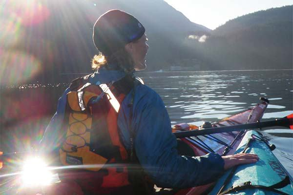 Kayak Guide - Alisoun Payne